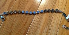 NEW NWT SABIKA EDITION VINTAGE COUTURE CASUAL LONDON RHINESTONE BRACELET