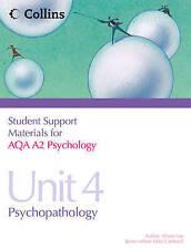 Cssm Psych Aqa A2 U4 Psycho  BOOK NEW