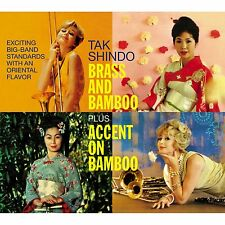 Tak Shindo: Brass And Bamboo + Accent On Bamboo (2 Lps On 1 Cd)