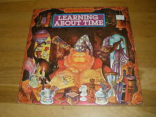 LEARNING ABOUT TIME playhouse presentation LP Record - Sealed