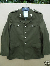 GENUINE BRITISH ARMY MANS NO2 DRESS UNIFORM KHAKI TUNIC (1980) 170/104/96