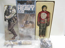 ThreeA Ashley Wood 3A Popbot Tomorrow King TK HEAVY SOH 1/6th Figure 12 inch