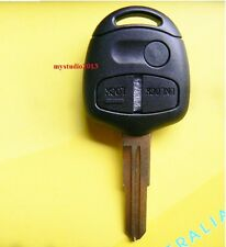Mitsubishi 3 Buttons Remote Key Shell suit Lancer Colt Mirage Outlander Mit11R