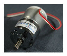 Powerful High Torque DC 12V 160RPM Gear Motor-buySAFE!