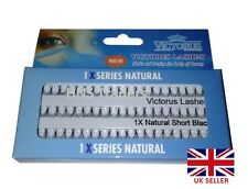 VICTORUS NATURAL BLACK SHORT EYELASH **PREMIUM QUALITY***