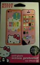 Hello Kitty anti-glare Screen Protector for iPhone 5C