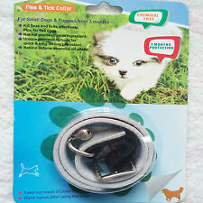 Flea & Tick Collar 2 Month Protection for Cat Small & Medium Dog Up to 45CM/17""