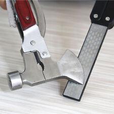 Hot Double Sided Folded Pocket Superior Diamond Knife Whetstone Sharpening Stone
