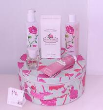 Crabtree & Evelyn Rosewater Eau de Rose Vanity Kit Gel, Lotion, Hand Therapy NEW