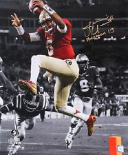 JAMEIS WINSTON Signed / Inscribed FSU Seminoles 20 x 24 Photo STEINER LE 11/13