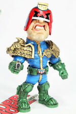 JUDGE DREDD COMIC VER I AM THE LAW FUNNY PAINTED DEFORMED SD RESIN MODEL FIGURE