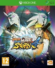 Naruto Shippuden Ultimate Ninja Storm 4 Xbox One * NEW SEALED PAL *