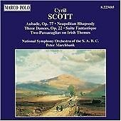 Cyril Scott (1879-1970) - Orchestral Works (Marco Polo, 1994)