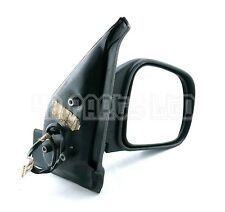 3S5/ Nissan Serena C23M (92-99) Right Side Electric Heated Door Mirror/ Black
