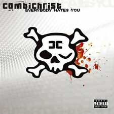 COMBICHRIST Everybody Hates You CD 2009