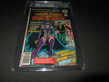 DC Super-Stars #17 PGX Graded 9.0 1st app. of Earth-Two Huntress (Helena Wayne)