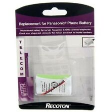 Rechargeable Wireless Cordless Phone Battery T128 2.4v 15 mAh NEW