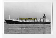 rp7575 - Container Ship - Botany Bay , b1969 photo 6x4