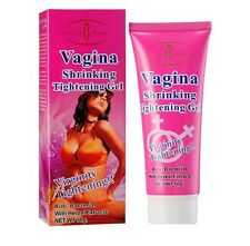 LUBRICATING SHRINKING TIGHTENING VAGINAL GEL LUBRICANT