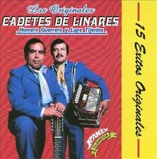 15 Exitos Originales [Ramex] by Los Cadetes de Linares (CD, Sep-2008, Ramex...