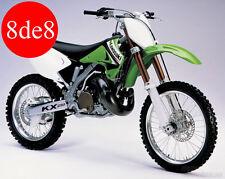 Kawasaki KX 125/250 (2003) - Manual de taller en CD (En ingles)
