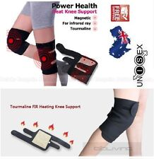 FIR Tourmaline Self Heating Magnetic Knee Support Brace Pain  Relief Arthritis