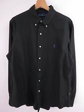 M400 RALPH LAUREN SHIRT TOP ORIGINAL PREMIUM CUSTOM FIT TWO PLY COTTON size L