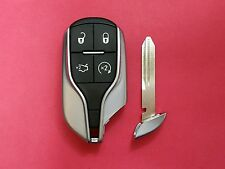 New OEM Maserati Ghibli Quattroporte Smart Key Remote Start - M3N-7393490