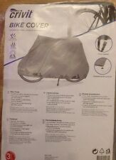 Crivit Bike Cycle Moped Scooter Cover Weather Water Protection Drawstring