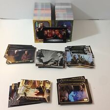 STAR WARS GALACTIC FILES SERIES 1 (2012) Complete Card Set 350 + ALL 58 Chase