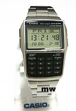 Casio DBC-32D-1A Men Digital Calculator with Databank Bracelet Watch DBC32 Men's
