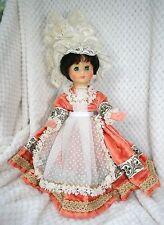 Jolie  poupée ancienne  Petitcollin  30 cm 1960