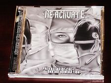 Re-Activate: Prevailing Of The Unkind Domination CD 2009 Rock It Up Records NEW