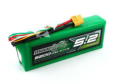 Multistar High Capacity 5200mAh 4S 14.8v 10C Multi-Rotor LiPo Battery Pack XT60