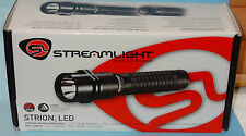 STREAMLIGHT POLICE TACTICAL STRION C4 LED FLASHLIGHT & BATTERY 74300 250 LUMENS