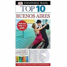 Top 10 Buenos Aires (EYEWITNESS TOP 10 TRAVEL GUIDE)-ExLibrary
