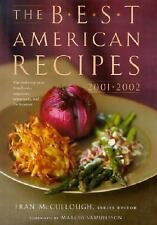 The Best American Recipes 2001-2002  Hardcover