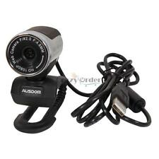 AUSDOM AW615 Full HD 1080P 12.0M USB2.0 Webcam Video Network Camera w/Mic for PC