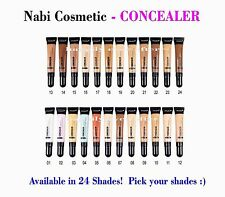 Nabi Concealer - Great Coverage compare to LA Girl! *Full Set of 24 Colors~*