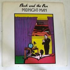 """FLASH AND THE PAN - MIDNIGHT MAN - FAT NIGHT - 45gg 7"""" NUOVO"""