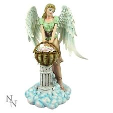 NEMESIS NOW H0373B4 LEILANI FAIRY ANGEL FIGURINE BEAUTIFUL FANTASY STATUE