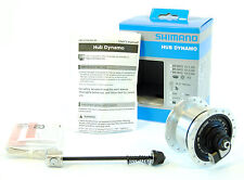 Shimano DH-3D72 Dynamo Centerlock Disc 36h Bicycle Front Hub