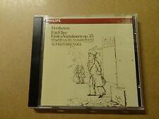 CD / BEETHOVEN, ALFRED BRENDEL: FUR ELIS & EROICA-VARIATIONEN (PHILIPS)