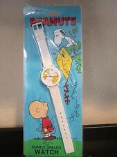 Peanuts Snoopy Comic Character Watch in Original Package by Armitron Vintage