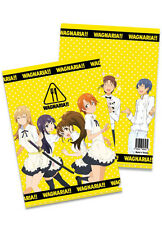 GE Animation Wagnaria!!: GE89323 Wagnaria Logo File Folder