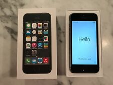 Apple iPhone 5s 64GB - factory unlocked - GSM (AT&T) - Space Gray