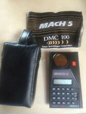 DMC100 DIMENSIONAL MEASUREMENT TOOL MACH 5 ULTRASONIC DISTANCE MEASUREMENT
