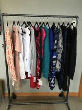 Designer Wholesale LOT 15 Pcs Womens Clothing Sweaters Tops Dresses M NWT $1,217