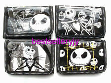 12pcs The nightmare before Christmas Children Purses Wallets bags Christmas Gift