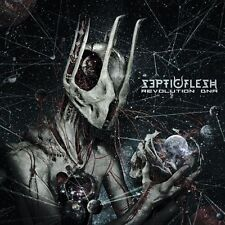 SEPTICFLESH  - Revolution DNA CD ( septic flesh )